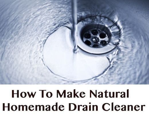 How To Make Natural Drain Cleaner -PositiveMed | Positive Vibrations in Health