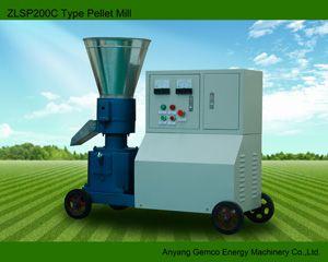 ZLSP200C flat die pellet mill