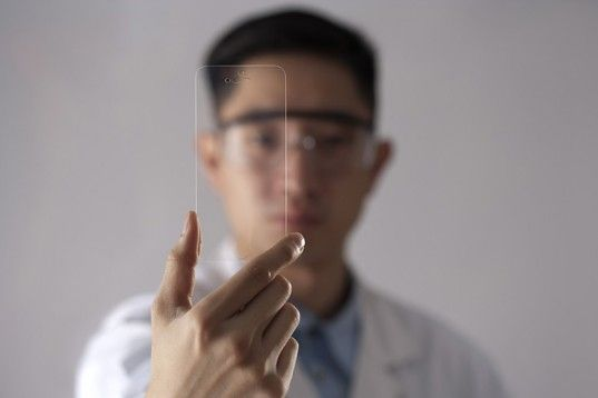 Hammer-Proof Smartphone Screen is thinner and cheaper than Gorilla Glass. http://www.youtube.com/watch?v=jQY04Ohqoz0