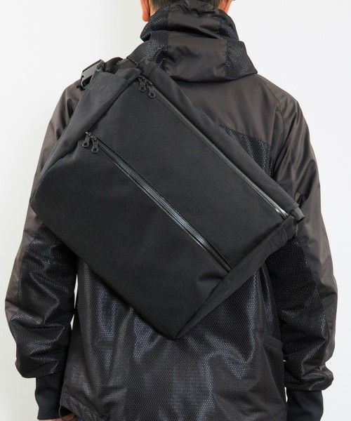 【ZOZOTOWN 送料無料】beruf baggage(ベルーフ バゲッジ)のボディバッグ/ウエストポーチ「日本の鞄職人が作る ボディパック ストロール…