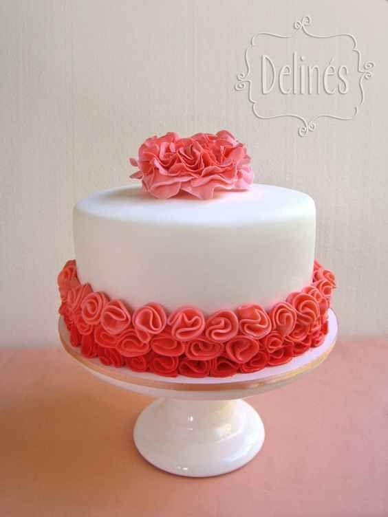 Resultado de imagen para tortas de 11 años para niñas DE merengue