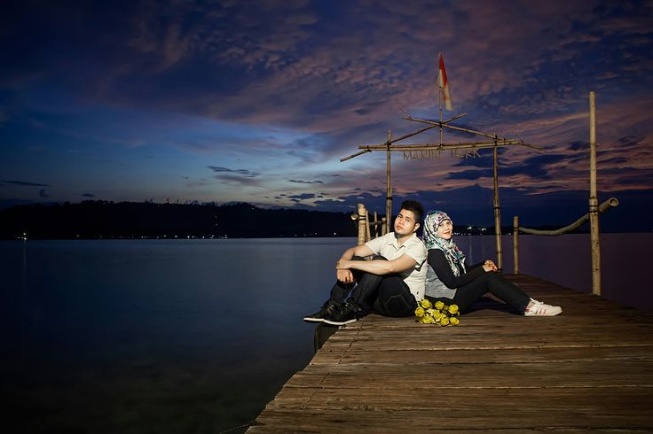 Simple prewedding