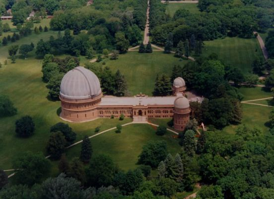 Home to the world's largest refracting telescope and the birthplace of modern astrophysics