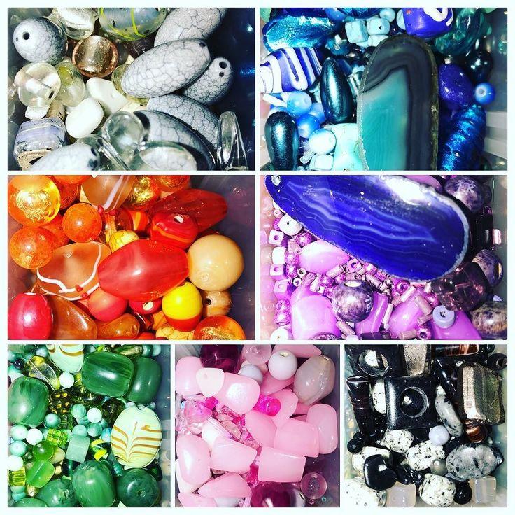 Inspired  #torileydesigns #handmade #beads #colourful http://ift.tt/2rLdB4E