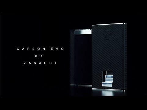 Vanacci Wallet, Carbon Copper Evo Mach