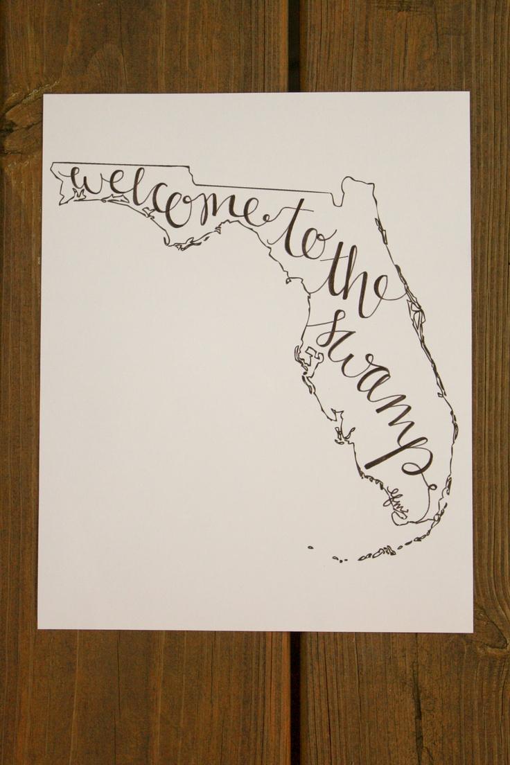 Florida Gator Wall Art 185 best florida gators images on pinterest | gator football