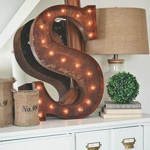 Vintage Marquee Lights