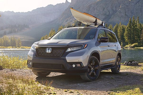 Our 10 Favorite New For 2019 Cars With Images Honda Passport Honda Honda Service