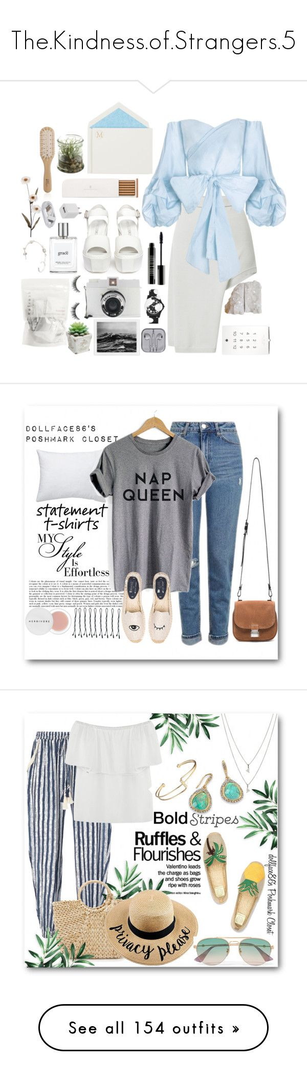 """The.Kindness.of.Strangers.5"" by falconry ❤ liked on Polyvore featuring Opening Ceremony, Connor, Faber-Castell, philosophy, Lomography, Philip Kingsley, Vanessa Mooney, Lord & Berry, Marc by Marc Jacobs and vintage"