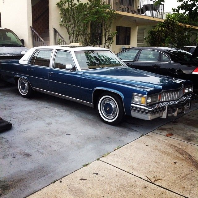 1993 Cadillac Brougham For Sale: 158 Best Cadillac 1977-79 DeVille & Fleetwood Brougham Images On Pinterest