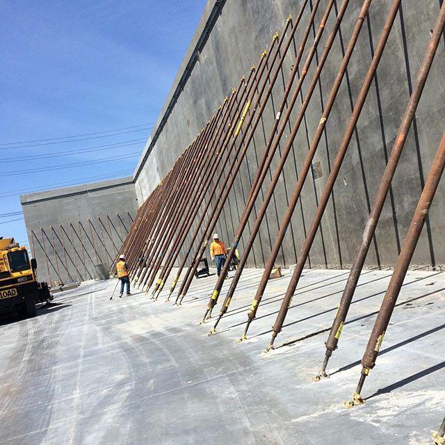 Tilt Up K12 Wall Braces Tilt Up Wall Braces In 2019
