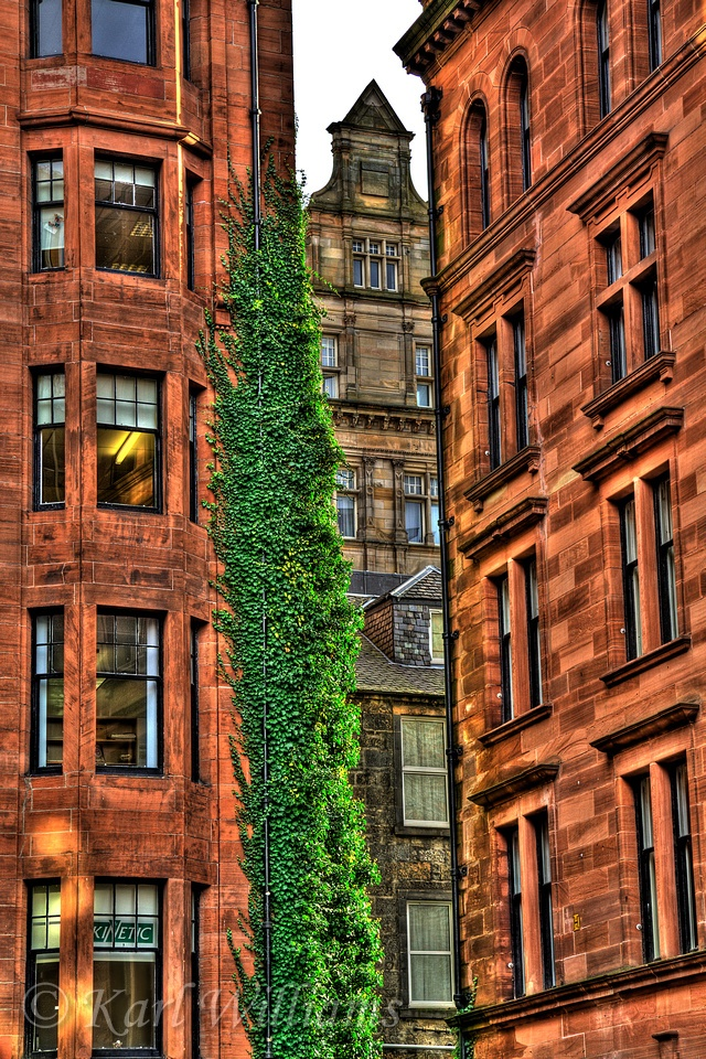 Shades of Sandstone (Glasgow)