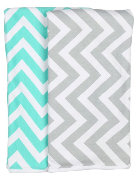 An essential for any new baby, these wraps are made from soft and stretchy 100% cotton, and are ideal for swaddling.