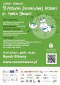 9. Festiwal Zaczarowanej Piosenki im. Marka Grechuty / 2013