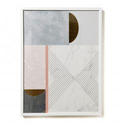 Rebecca Judd Loves Home Republic Print Meteor, wall art, artwork