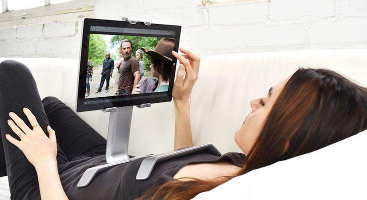 #iPadBedStand #TabletStand #iPadProStand #iPadHolderforBed
