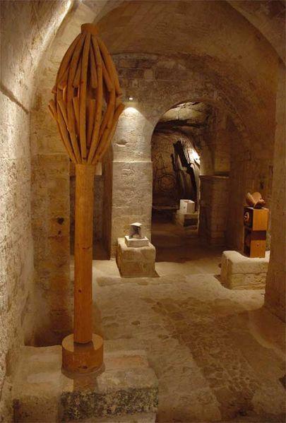 MUSMA - Museo della Scultura Contemporanea di Matera (Musei Scuola)
