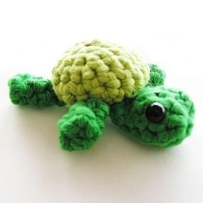 Crochet Turtle Patterns. | Haken | Pinterest
