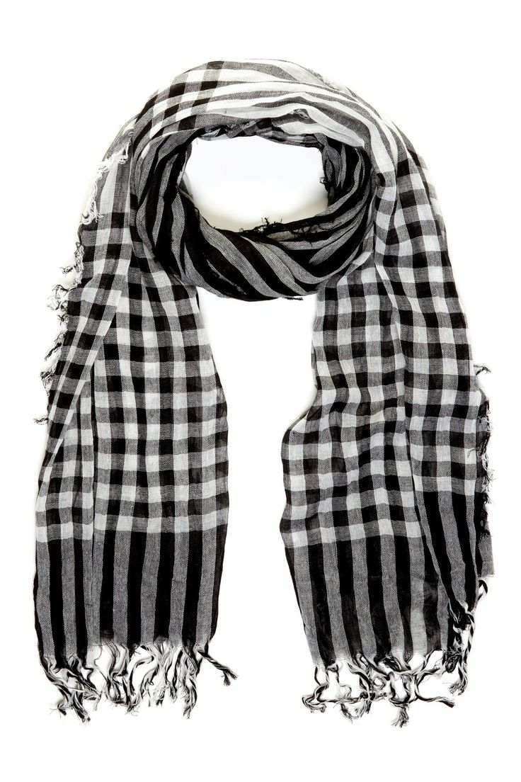 Hipster Hipster Accessories Checkered Scarf | Nordstrom Rack. $10
