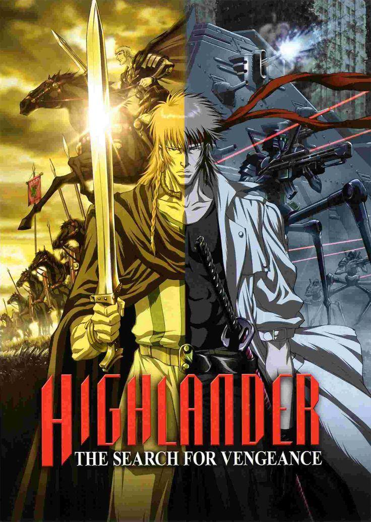 highlander soif de vengeance