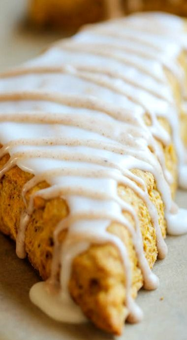 Starbucks Pumpkin Scones Copycat Recipe