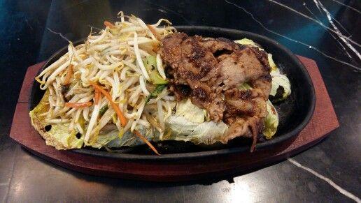 Jyu jyu steak