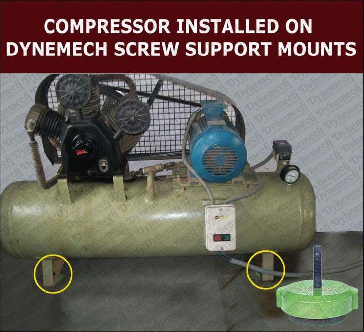 17 best images about compressor anti vibration mounts on for Vibration dampening motor mounts