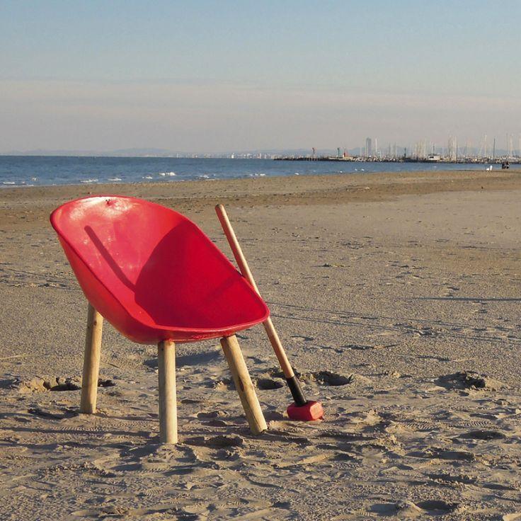7 cool ways to repurpose your rusty old wheelbarrow