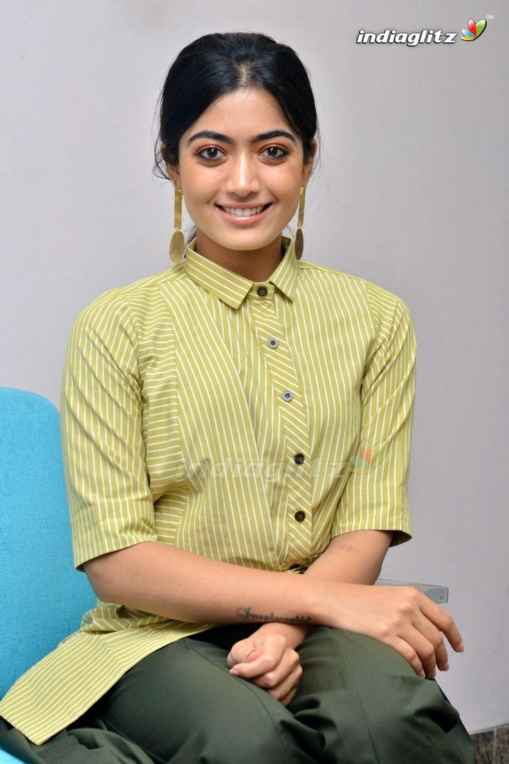 Rashmika Mandanna Indian Cinema Gallery