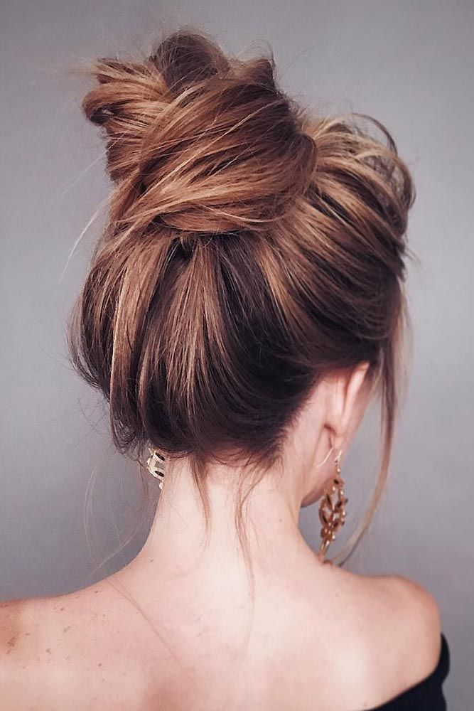 Long hair updos are simply irreplaceable. And we are not kidding saying this, since there is no such an occasion that a cute updo would not suit.#hairstyle #longhair #updo