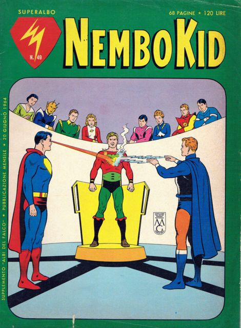 Super Albo Nembo Kid #61 (Issue)