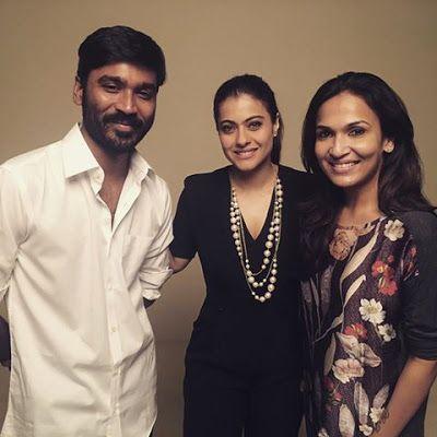 Kajol Returns to Tamil Cinema After 20 Years