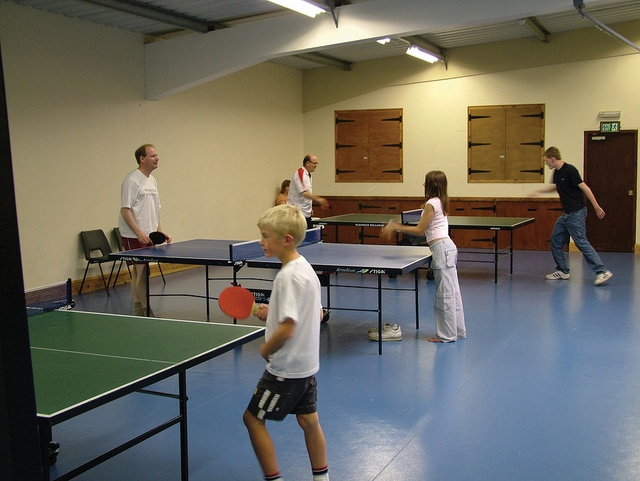 Table Tennis by ManorAshbury, via Flickr