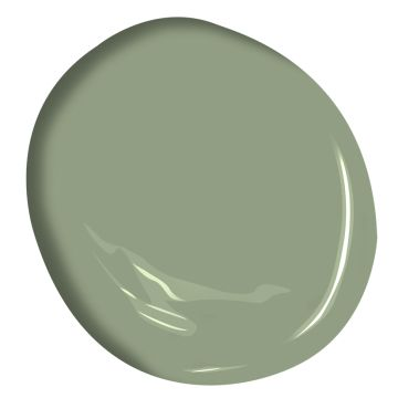 Kennebunkport Green HC-123  | Benjamin Moore Exterior house color