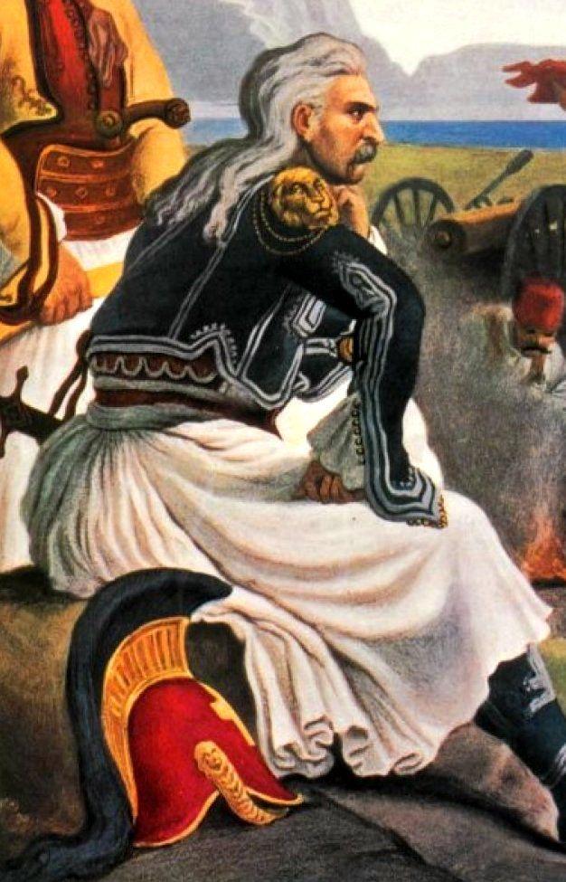 Theodoros Koloktronis (Heroe de la Guerra de independencia de Grecia) 4