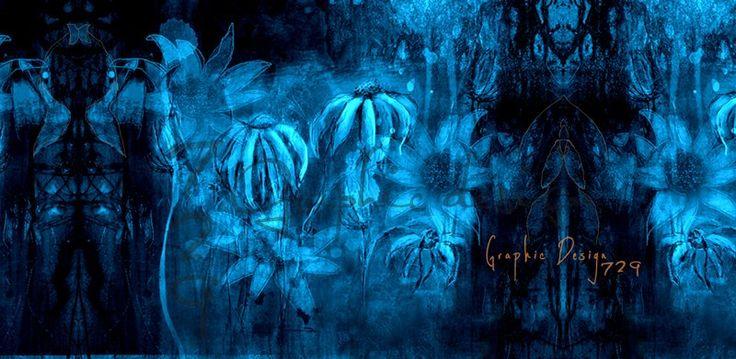 729 Graphic Design #art #graphicart #729 Flannel Flowers https://www.facebook.com/729graphicdesign