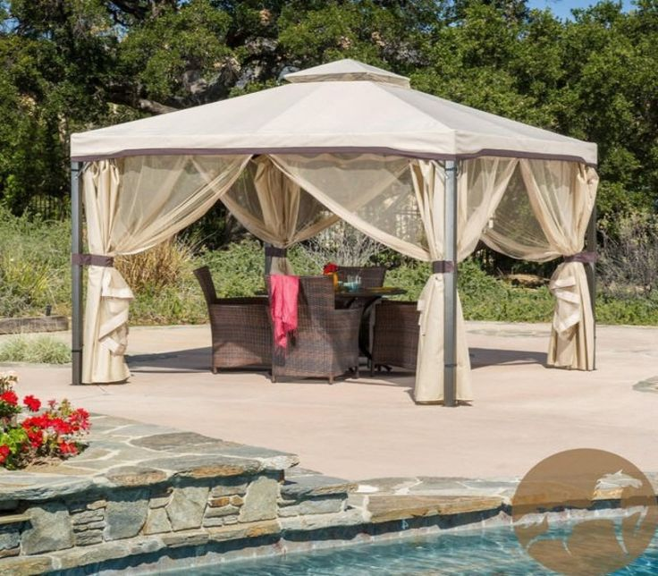 Heart Touching Ideas Of Gazebo Roof Or Cover: 175 Best Images About Pergola / Gazebos Roofs / Covers On