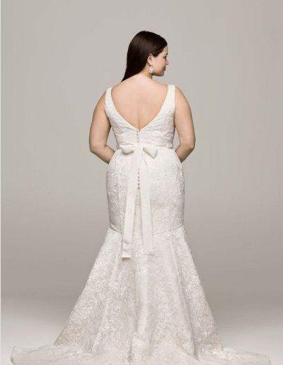 Plus Size Wedding Dresses Washington Dc : Jaw dropping plus size wedding dresses lace