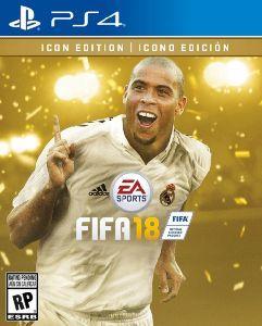 FIFA 18 Digital Icon Edition - PlayStation 4 [Digital Download]