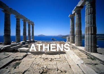 Sailing in Athens, Greece