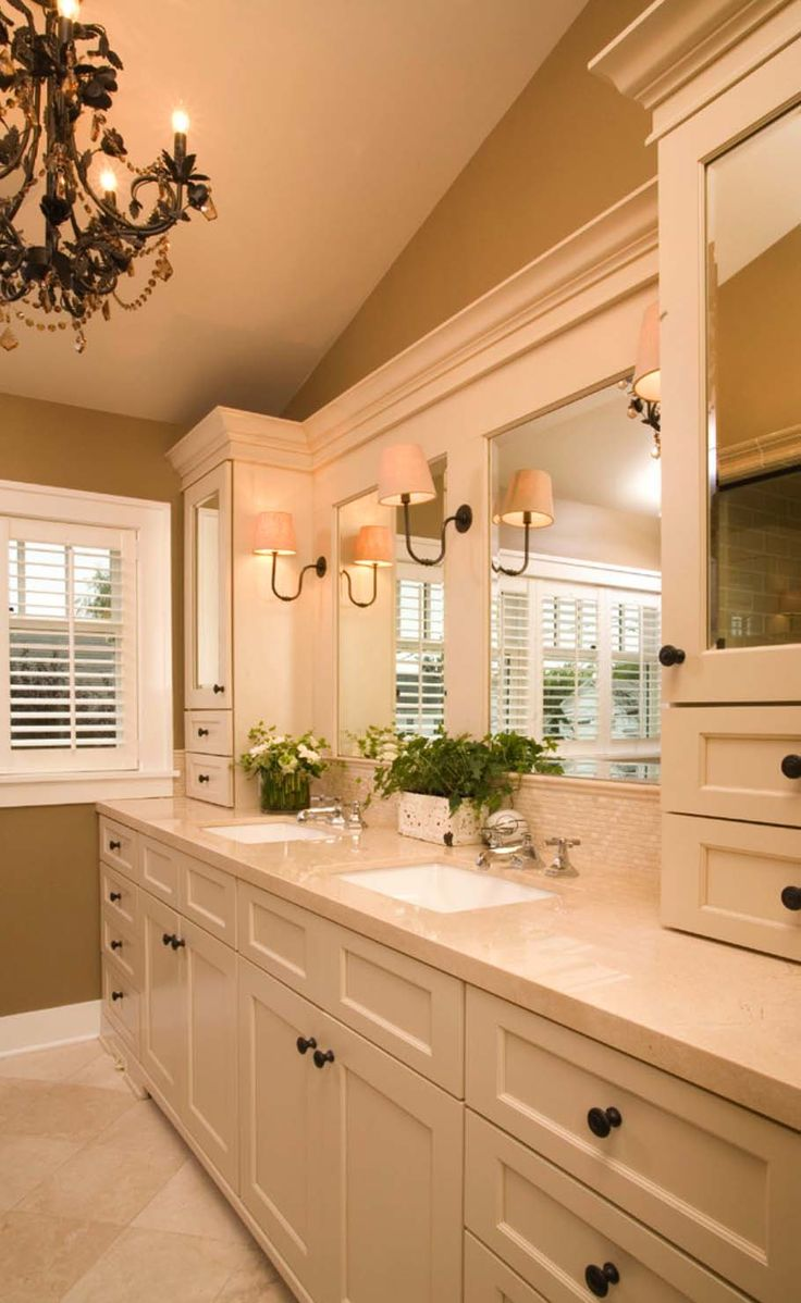 Traditional Bathroom Design Ideas                                                                                                                                                     More