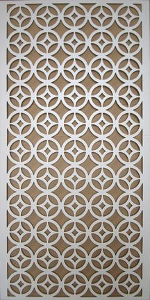 Wood Screens DIJAS012 from Architectural Systems