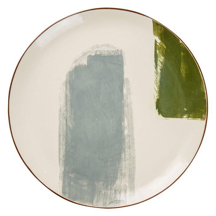 10 assiettes design Assiette Silvia K Ceramics (The Conran Shop)