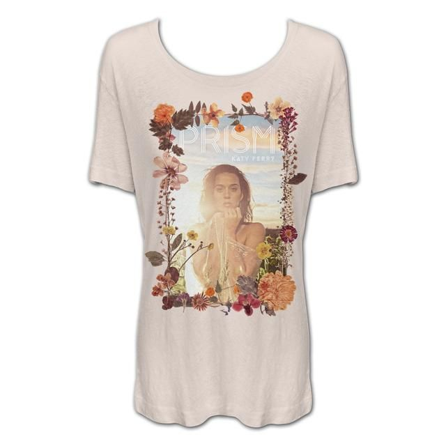 Check out Katy Perry Wildflower T-Shirt on @Merchbar