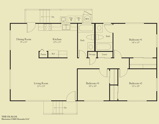 135 Best Images About House Plans Under 2 000 Sq Ft On
