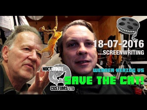 Film Making Advice: Werner Herzog vs The 3 Act Structure. -