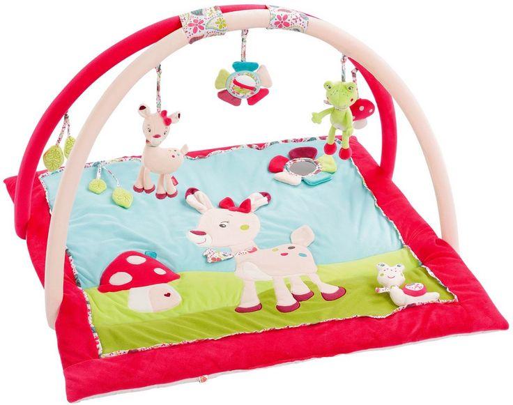 Fehn 3D-Activity-Decke Rehkitz  Durch die Fehn 3D-Activity-Decke werden die Sinne Ihres Babys auf spielerische Art und Weise angesprochen und bereits erste Hand-Augen-Koordination trainiert  #fehn #baby #spielzeug #babyfehn #rehkitz #mutter #mommy #winter #xmas #weihnachten #geschenk #eltern