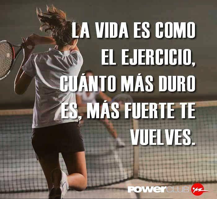 La vida es como el ejercicio !!! #Domingo @powerclubpanama #YoEntrenoEnPowerClub