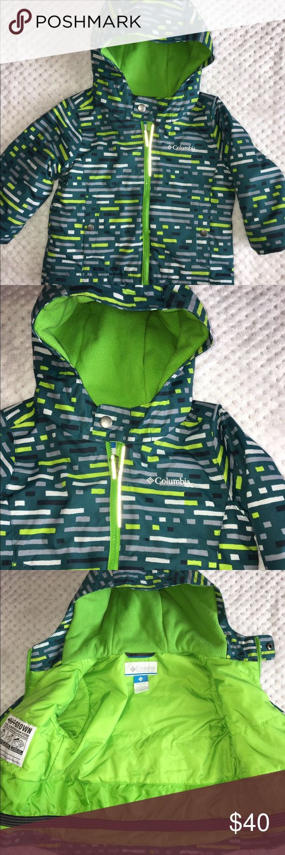 2T Columbia Coat So sad we already outgrew this. In excellent condition!! Columbia Jackets & Coats