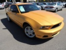 2011 Ford Mustang V6 Yellow: http://www.iseecars.com/used-cars/used-ford-mustang-under-20000#